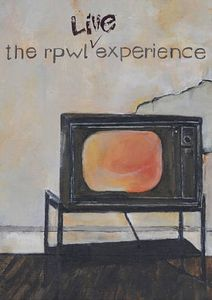 RPWL - The RPWL Live Experience CD (album) cover