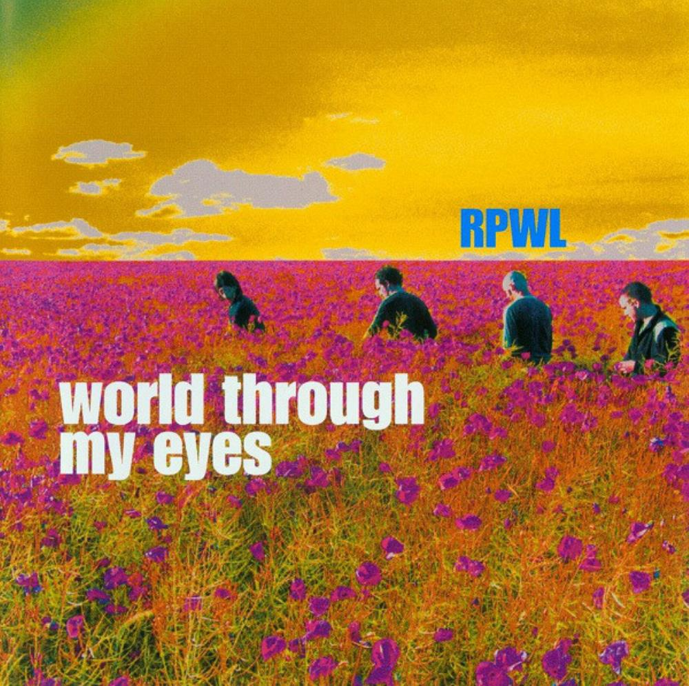 World Through My Eyes by RPWL album cover