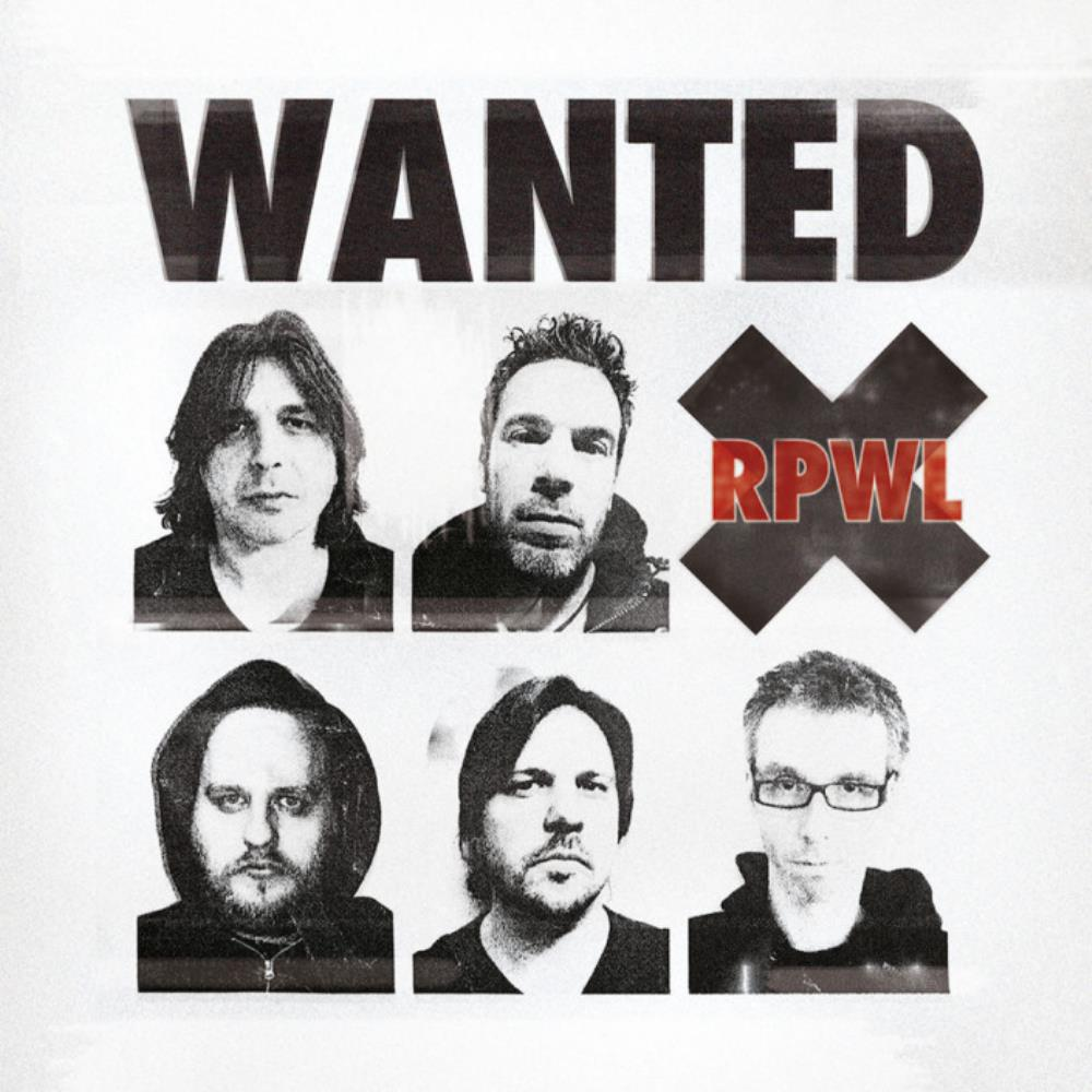 RPWL Wanted album cover