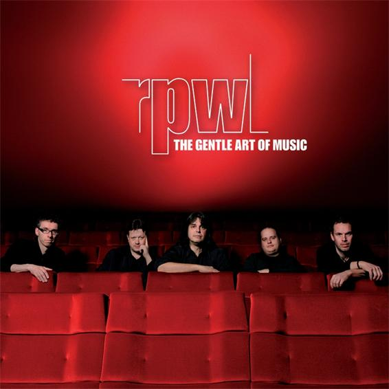 RPWL - The Gentle Art Of Music CD (album) cover