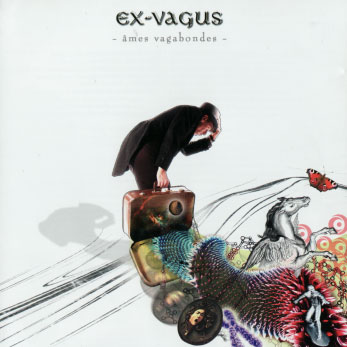 Ames Vagabondes by EX-VAGUS album cover