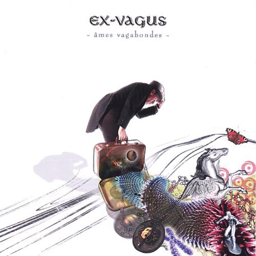 Âmes Vagabondes by EX-VAGUS album cover