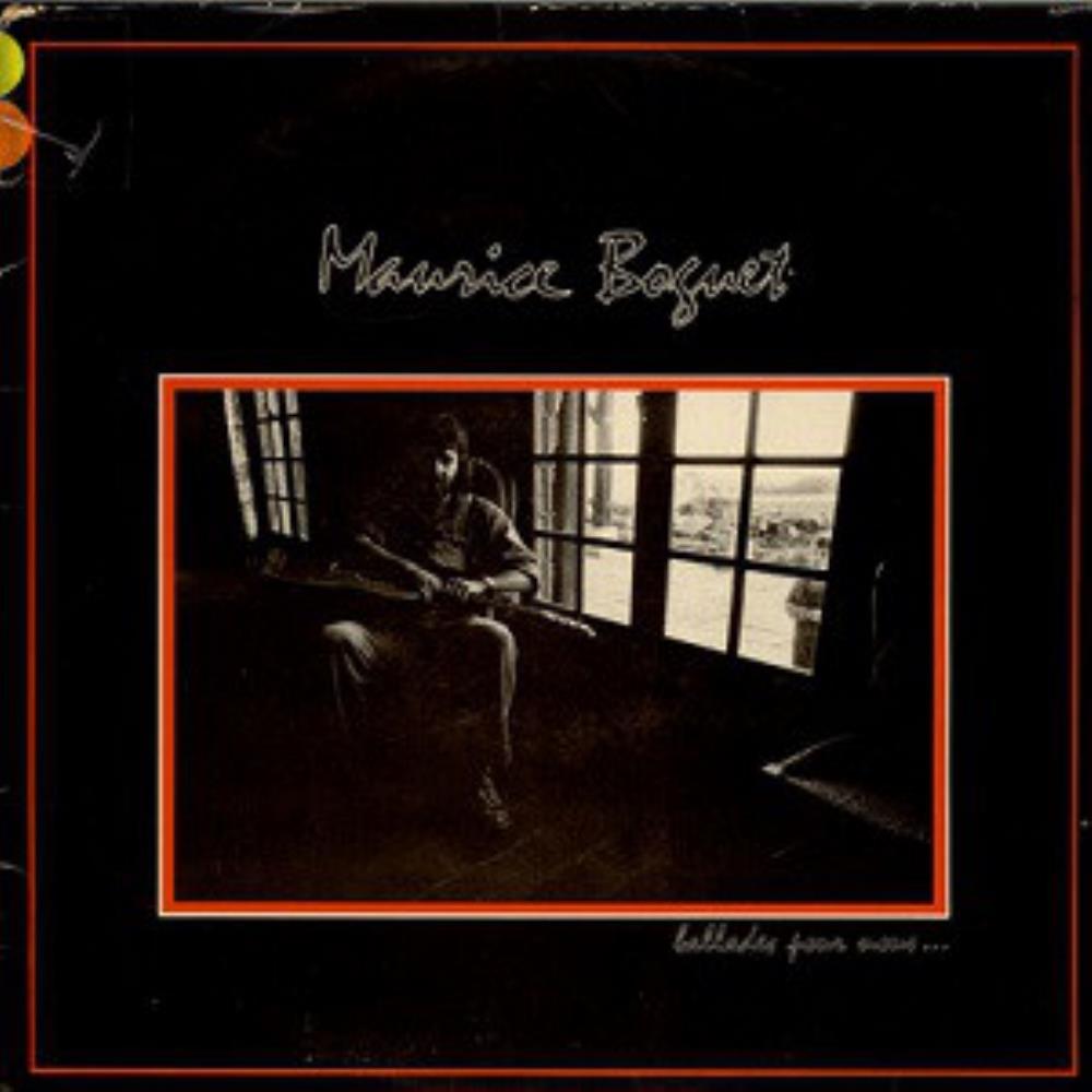 Maurice Boguet: Ballade Pour Nous by TROISIÈME RIVE album cover