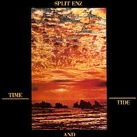 Split Enz - Time and Tide CD (album) cover