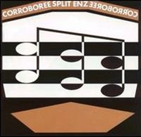 Split Enz Corroboree/ Waiata album cover