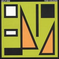 Split Enz True Colours album cover