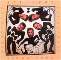 Split Enz - See Ya 'Round CD (album) cover