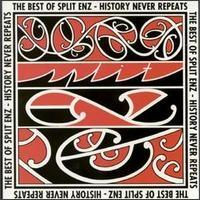 Split Enz History Never Repeats: The Best of Split Enz (Australian version) album cover