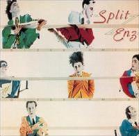 Dizrythmia by SPLIT ENZ album cover