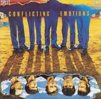Split Enz - Conflicting Emotions CD (album) cover