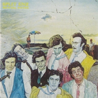 Split Enz - Mental Notes CD (album) cover