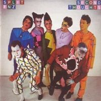 Split Enz - Second Thoughts (AKA Mental Notes) CD (album) cover