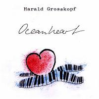 Harald Grosskopf - Oceanheart CD (album) cover