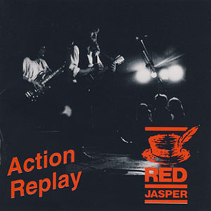 Red Jasper - Action Replay CD (album) cover