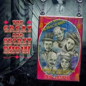 Red Jasper - The Great and Secret Show CD (album) cover