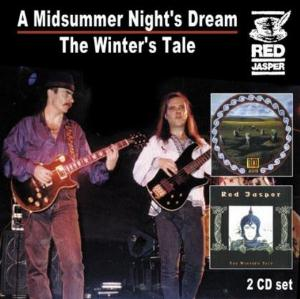 Red Jasper - A Midsummer Night's Dream/The Winter's Tale CD (album) cover
