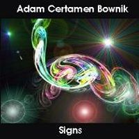 Adam Certamen Bownik Signs album cover
