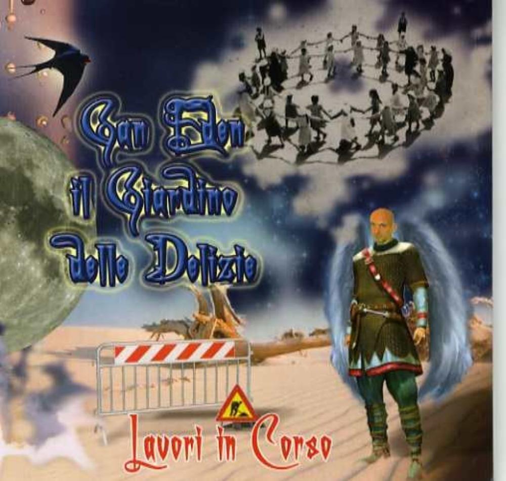 Lavori In Corso by GAN EDEN - IL GIARDINO DELLE DELIZIE album cover