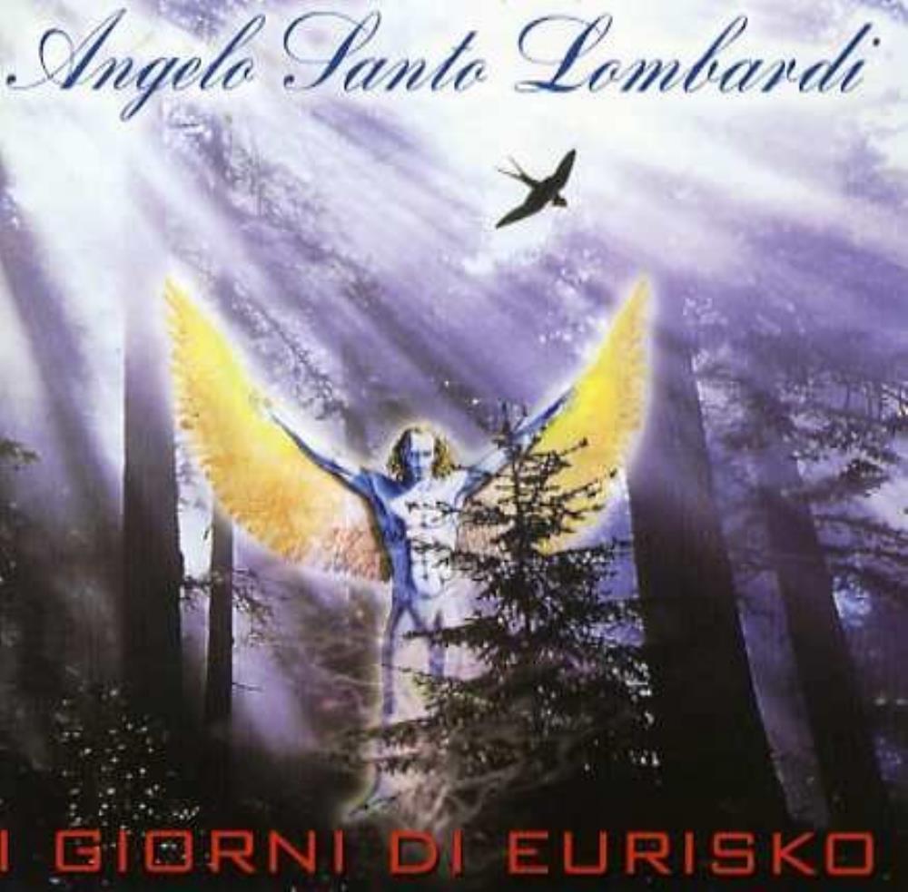 Angelo Santo Lombardi: I Giorni Di Eurisko by GAN EDEN - IL GIARDINO DELLE DELIZIE album cover