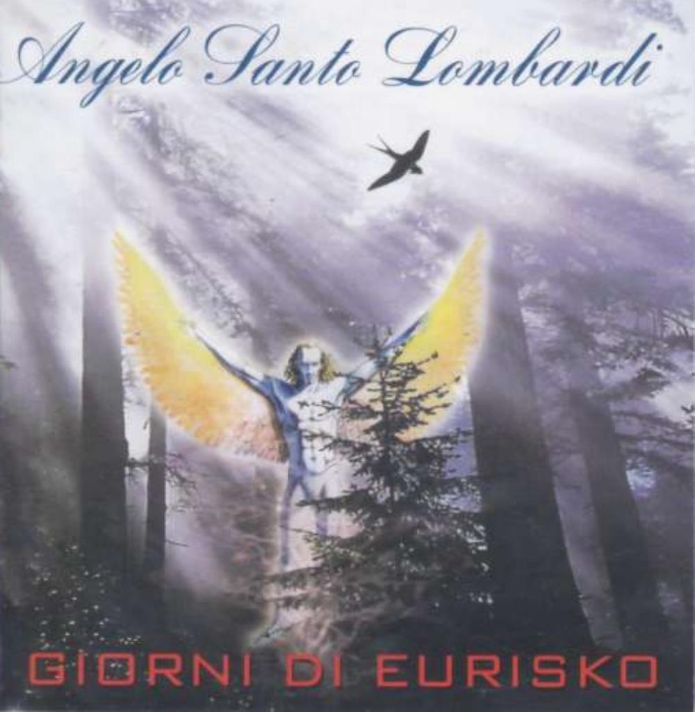 I Giorni di Eurisko by GAN EDEN - IL GIARDINO DELLE DELIZIE album cover