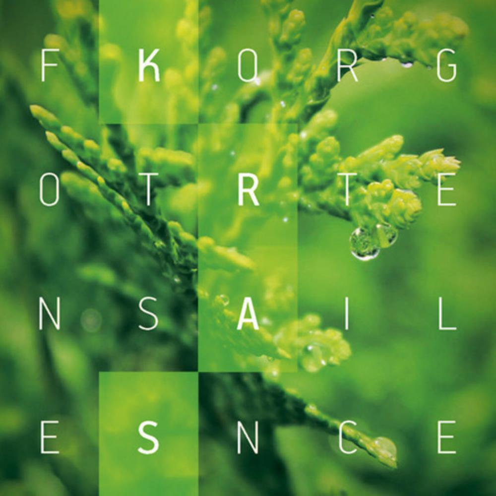 Forgotten Silence - Kras CD (album) cover