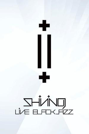 Shining Live Blackjazz album cover