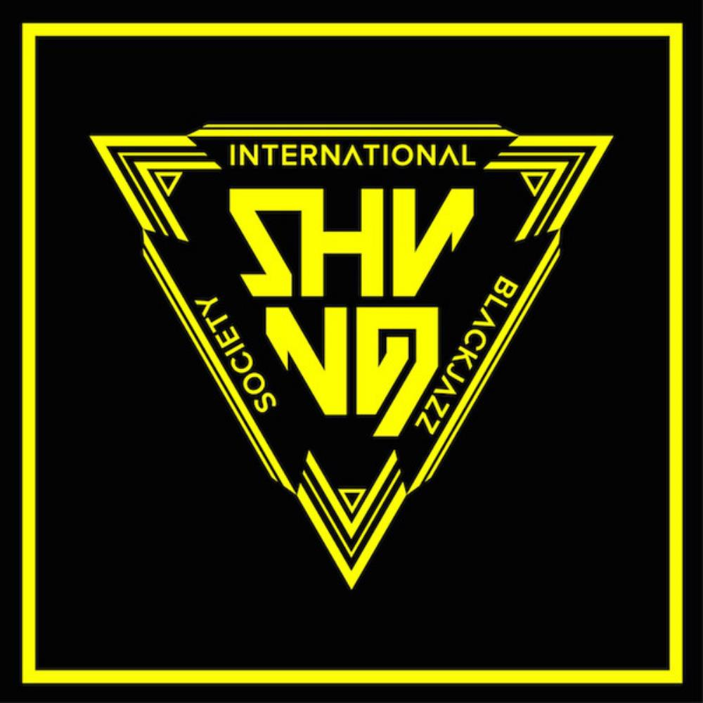 International Blackjazz Society by SHINING album cover