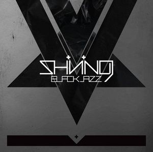 Shining - Blackjazz CD (album) cover