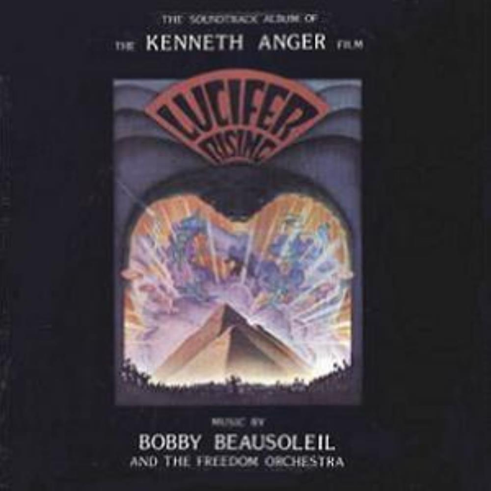 Bobby Beausoleil - Lucifer Rising (OST) CD (album) cover