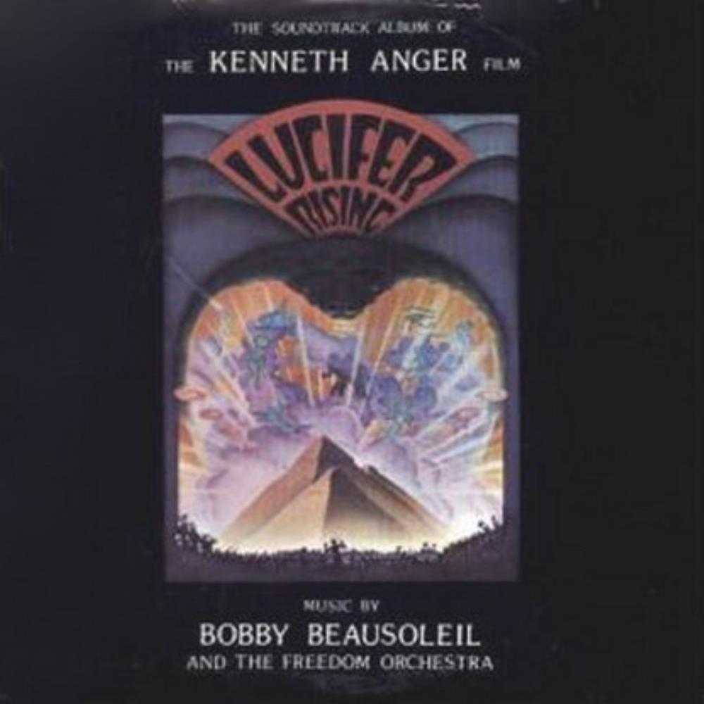 Lucifer Rising (OST) by BEAUSOLEIL, BOBBY album cover