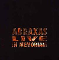 Live In Memoriam by ABRAXAS album cover