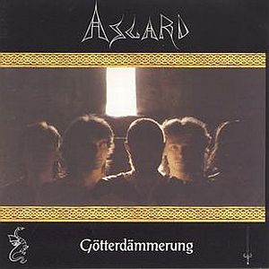 Asgard - Gotterdammerung CD (album) cover