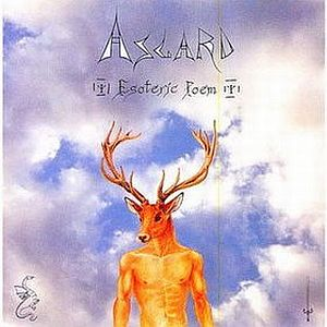 Asgard - Esoteric Poem * CD (album) cover