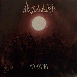 Asgard - Arkana CD (album) cover