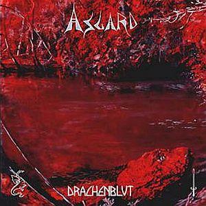 Drachenblut by ASGARD album cover