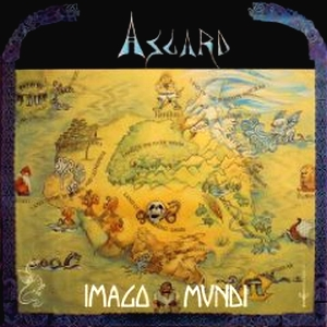 Imago Mundi by ASGARD album cover