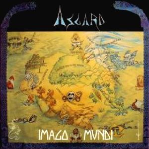 Imago Mundi by ASGARD album cover