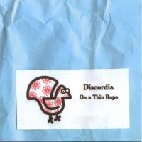 On A Thin Rope by DISCORDIA album cover