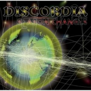 Discordia - Season Changes CD (album) cover