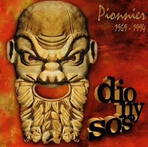 Pionnier 1969-1994 by DIONYSOS album cover