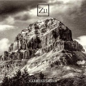 Zu - Carboniferous CD (album) cover