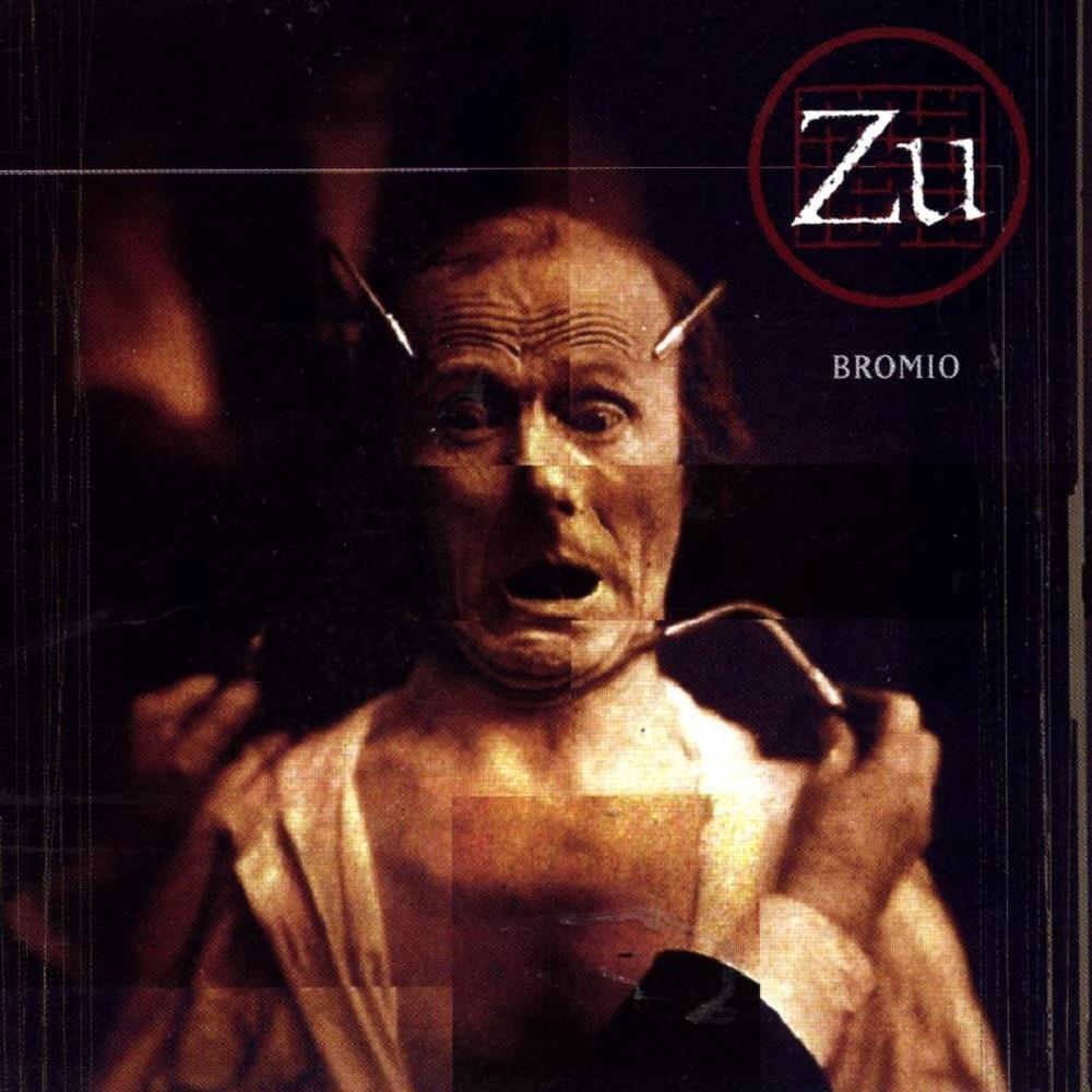 Bromio by ZU album cover