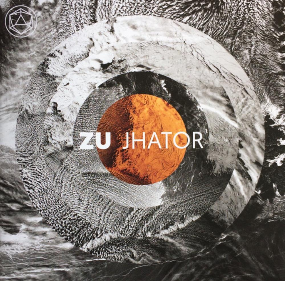 Jhator by ZU album cover