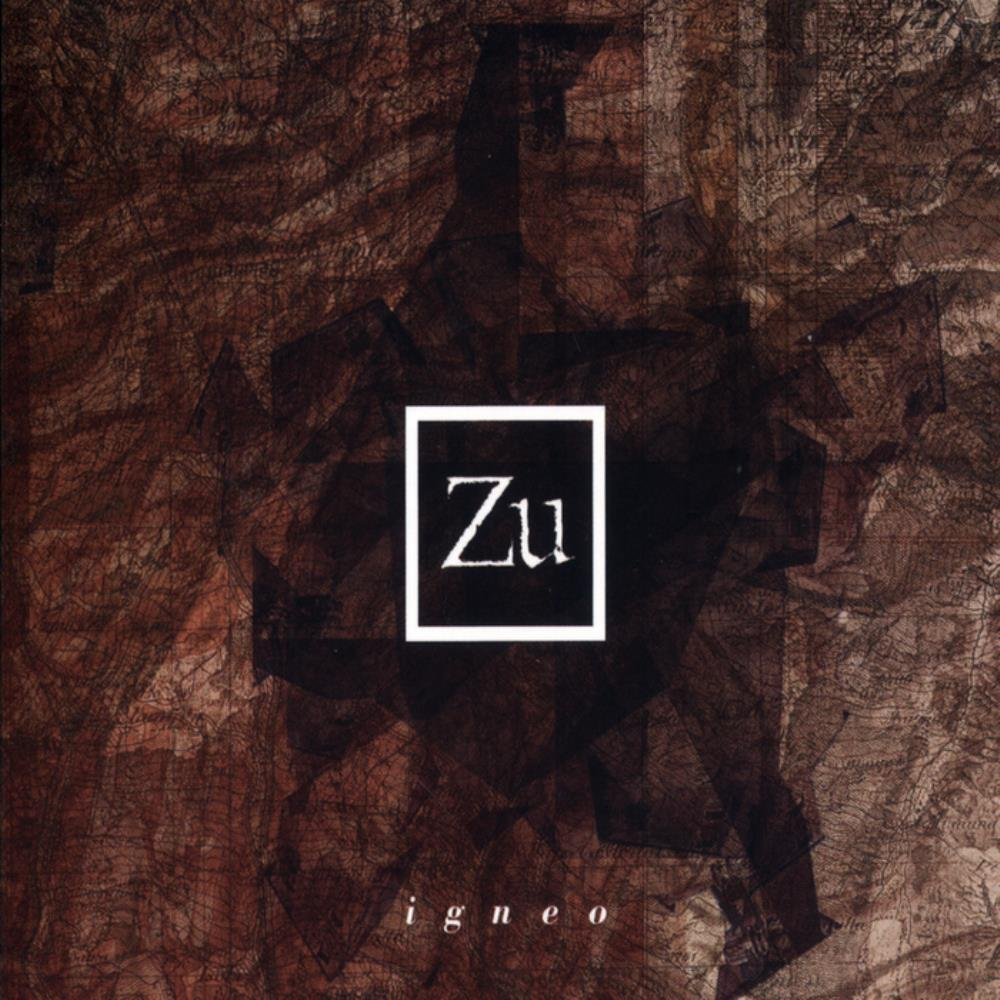 Igneo by ZU album cover