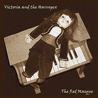 The Red Masque - Victoria And The Haruspex CD (album) cover