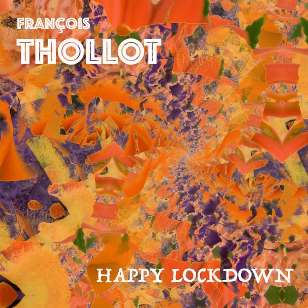 Happy Lockdown by THOLLOT, FRANÇOIS album cover