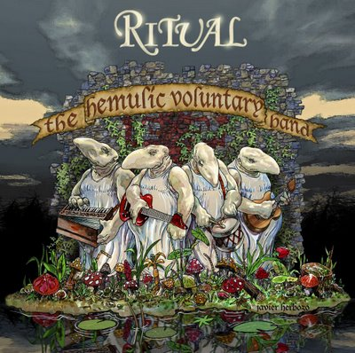 Ritual The Hemulic Voluntary Band album cover