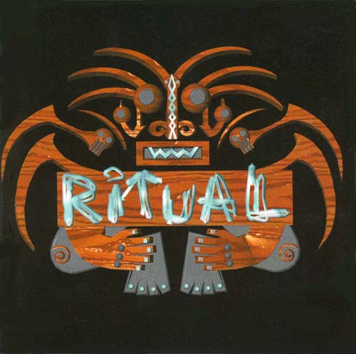 Ritual - Ritual  CD (album) cover