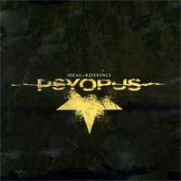Psyopus - Ideas Of Reference  CD (album) cover