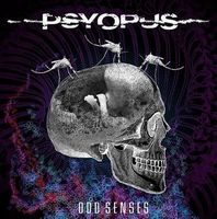 Odd Senses by PSYOPUS album cover